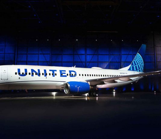 United livery launch