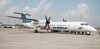 US-Bangla Dash 8 Q400