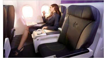 virgin 737 business class