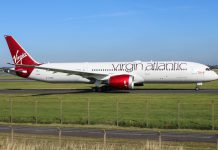 virgin atlantic South America