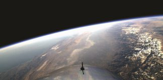 Virgin Galactic Boeing