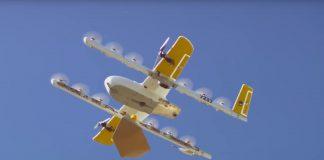 Drone deliveries FAA