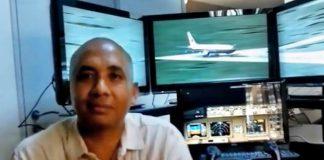 MH370 captain sad
