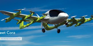 Electric air taxi air new zeland