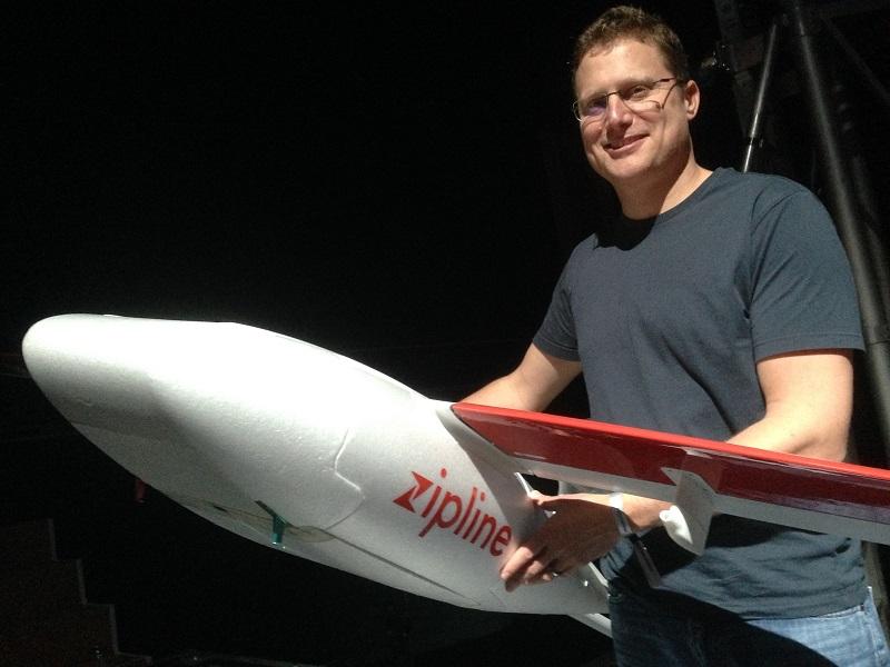 drones zipline Africa future